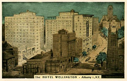 hudson valley ruins wellington hotel albany ny by rob. Black Bedroom Furniture Sets. Home Design Ideas