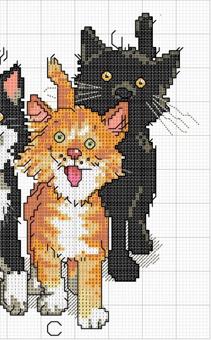 Cross Stitch (part 3):