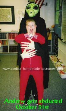 coolest alien abduction costume - Aliens Halloween Costume Baby