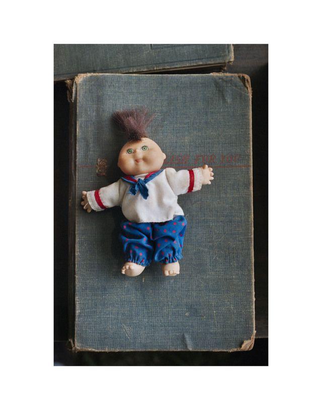 Adam Bartos, Baby Mohawk Doll