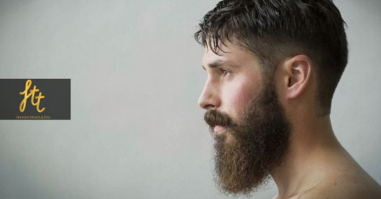 For those who have extensive #facialhair growth , this #style will perfectly suit you guys out there. While it might take a lot of patience to let your facial hair grow completely but when things will work out, it will be completely worth the wait.