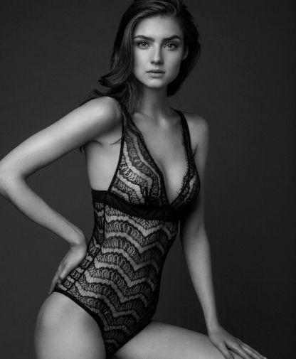 Vika Levina - lingerie online store, teddy lingerie, aubade lingerie