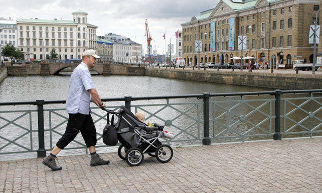 Meer mannen nemen ouderschapsverlof   Ouderschapsverlof   De Morgen