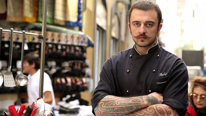 La dieta mediterranea secondo Chef Rubio