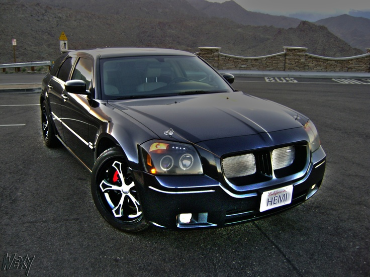 2005 Dodge Magnum RT Car Picture, Car Wallpaper Which Help You To Find ...