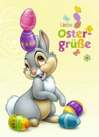Formelle Ostergrusse 2019 2020 Formelle Ostergrusse Osterkarte Ostermontag Ostersonntag Osterwunsche Easter Cartoons Easter Bunny Pictures Disney Easter
