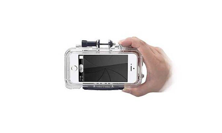 Защитный корпус в стиле GoPro для iPhone 5/5s...