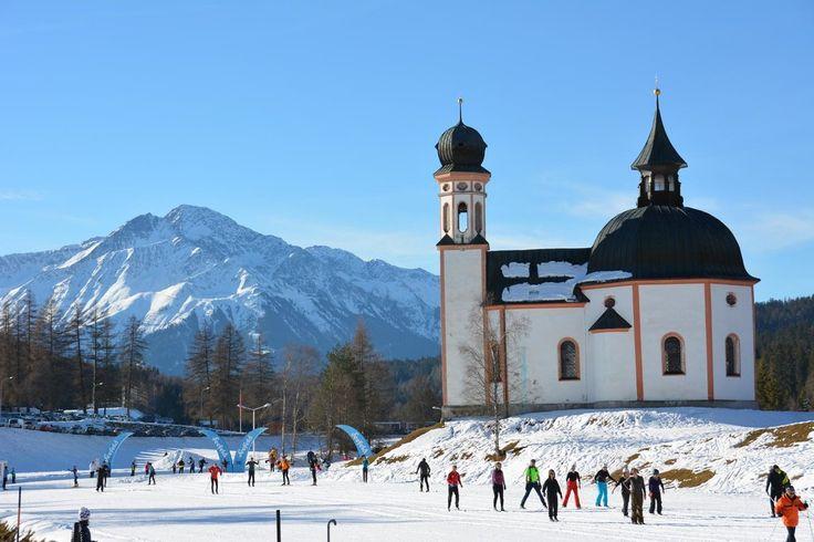Seekirchls St. Oswald - Seefeld in Tirol, Austria
