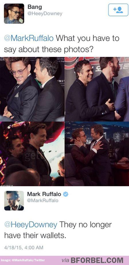 Mark Ruffalo's a winner all around