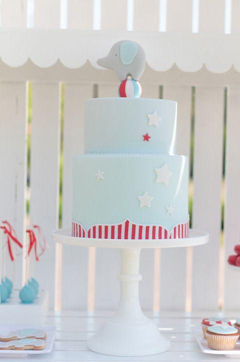 Peaceofcake ♥ Sweet Design: Circus Elephant Party
