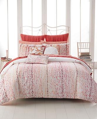 Style Bedding Scarlett Comforter And Duvet Cover Sets