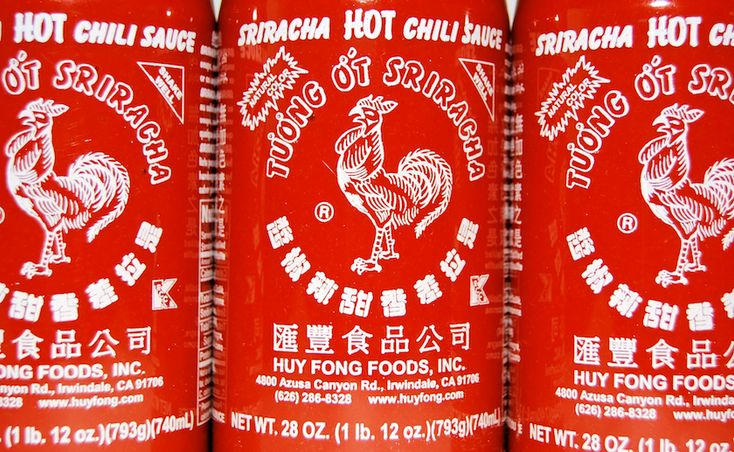 25 of the World's Hottest Hot Sauces, Ranked | Think Sriracha is spicy? It doesn't come close to the hottest sauce on the market. Hot sauces and the peppers that fuel their fire are rated in Scoville Heat Units, which is a measurement of capsaicin concentration. Here's a little context. Sriracha ranks at 1000-2500 Scoville units, depending on the brand. Tabasco's original recipe has 2,500 Scovilles under its cap.  | Chowhound