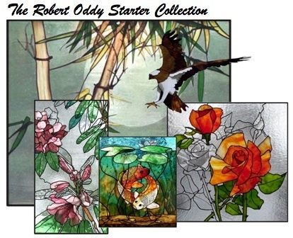 Donna Dewberry Stained Glass Painting