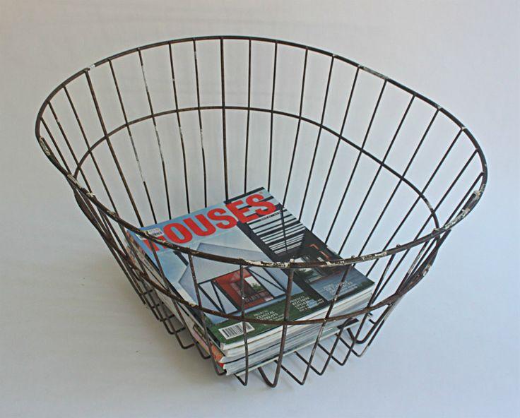 ...or a Magazine Rack...