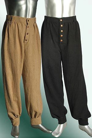 Hey, I found this really awesome Etsy listing at https://www.etsy.com/listing/187221120/renaissance-corsair-pants-cotton-pants
