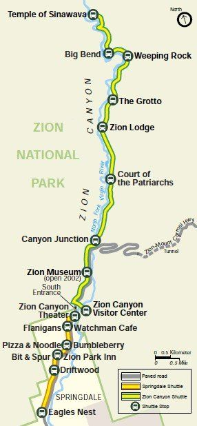 Zion National Park is one of the most popular national parks in the country! Come see Angels Landing, hike The Subway and stay in Springdale Utah!