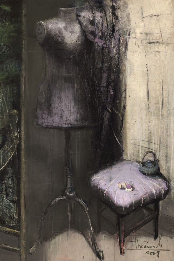 Peintures de l'artiste Dmitry Ikonnikov Peintures
