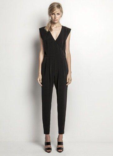 Helen Cherry Eden Pantsuit (Black) #HelenCherry