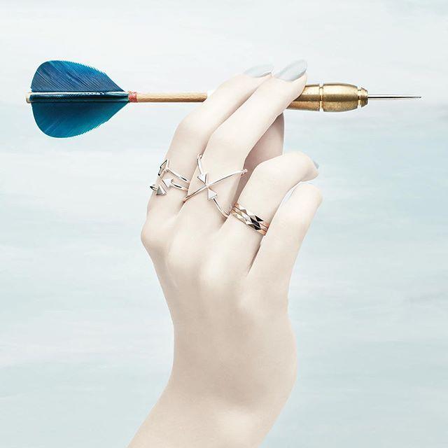 Karen Walker Arrows jewellery collection
