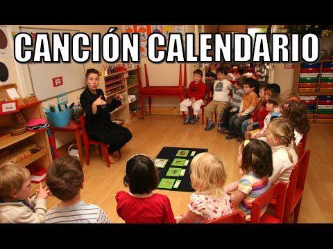 Canción del calendario - Días de la semana