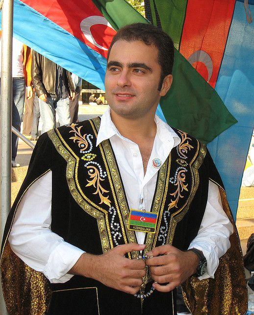 azerbaijan men
