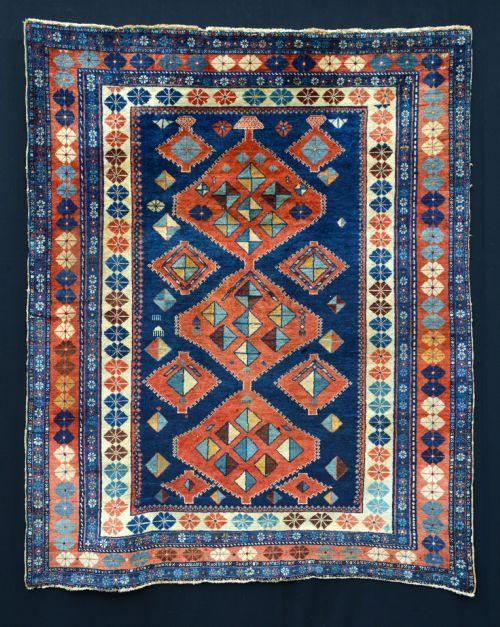 Antique Erivan Rug, Erivan, Armenia