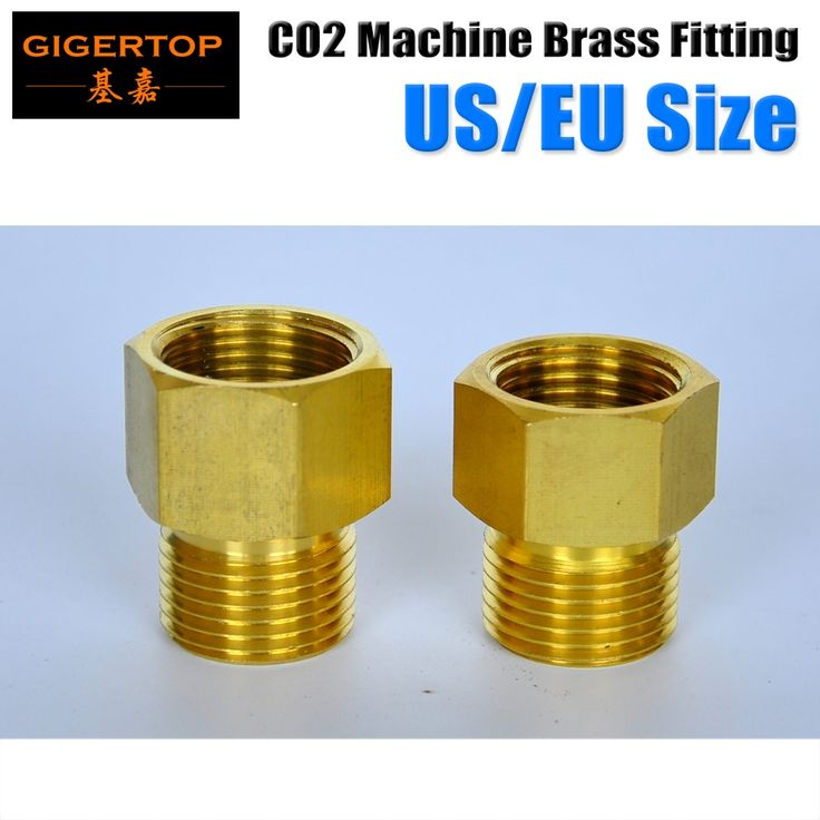 5.00$  Watch here - http://alix5u.shopchina.info/go.php?t=32635999532 - Guangzhou TIPTOP Stage Lights Co2 Jet Machine Spare Parts High Pressure Co2 Gas Hose Copper Brass Fitting 21.4mm/20mm Connector 5.00$ #magazineonlinebeautiful