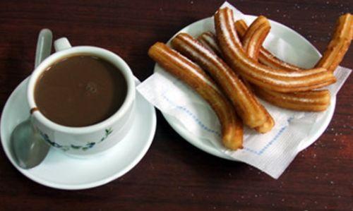Традиционные испанские десерты.
