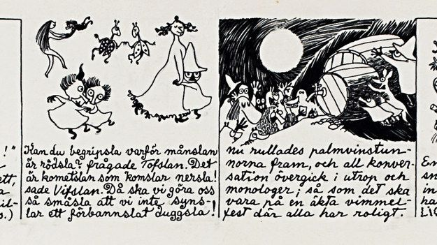 Although Jansson was Finnish, The Moomins was originally written in Swedish. | 24 Things You May Not Know About The Moomins