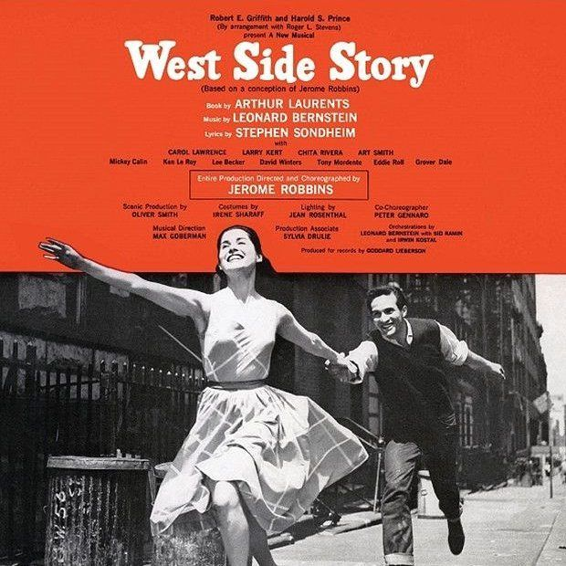 Today in 1957 West Side Story opened on the stage. Happy 60th Anniversary #westsidestory #theatre #musicaltheater #ifeelpretty