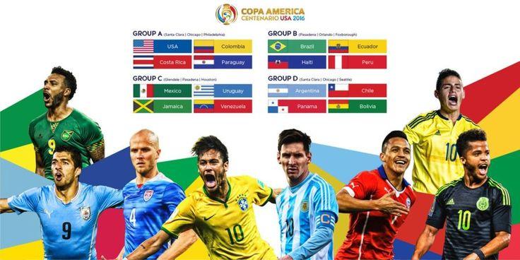 Copa America 2016: Tickets Information Sales Update Event Details For Centenario Tournament