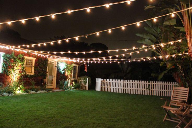 Backyard Lighting Ideas patio decorating. design ideas for home ...