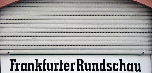 "Kiosk in Frankfurt-Sachsenhausen: ""Frankfurter Rundschau"" vor dem Ende?"