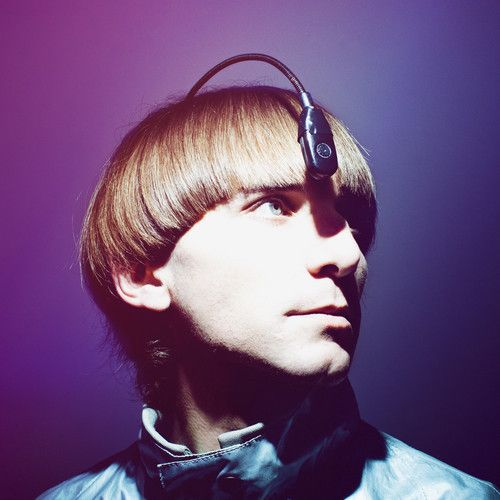 Colour-Blind Artist Neil Harbisson Embeds 'Eyeborg' in Skull to 'Hear' Colour - rare disease previously allowed him to see only in black & white.