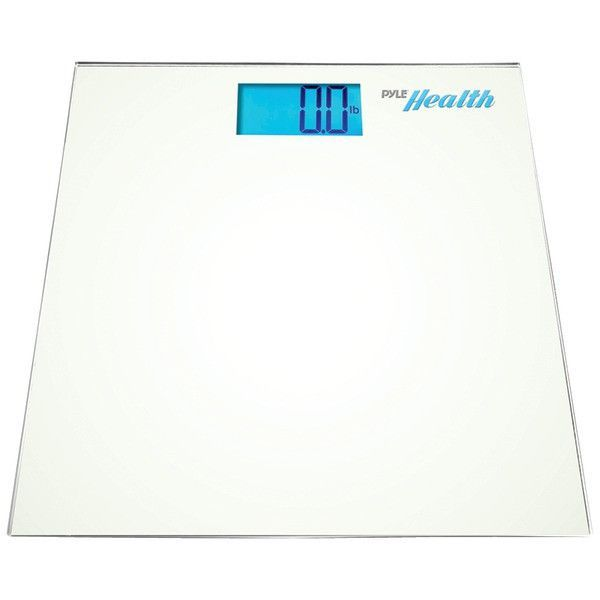Pyle Pro Phlscbt2Wt Bluetooth(R) Digital Weight Scale (White)