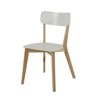 Raven szék fehér – Étkezőszékek - ID Design Életterek - Étkező