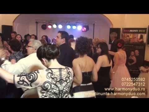 Formatie nunta-Feata Armana-Harmony Duo la Hotel Delmar Mamaia.