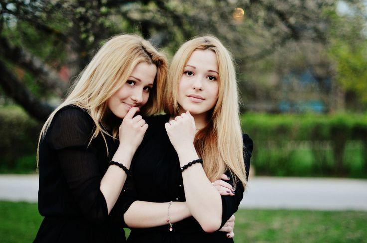 Russia's Tolmachevy Twins.