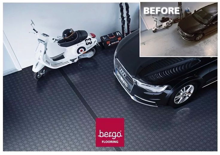 Bergo floor as a beautiful and totally unnecessary every day luxury. http://www.bergoflooring.com/