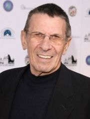 February 27, 2015 Leonard Nimoy, American actor (Spock-Star Trek, Mission Impossible), dies of chronic obstructive pulmonary disease at 83
