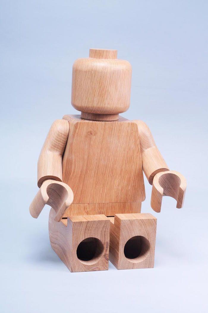 LEGO bois