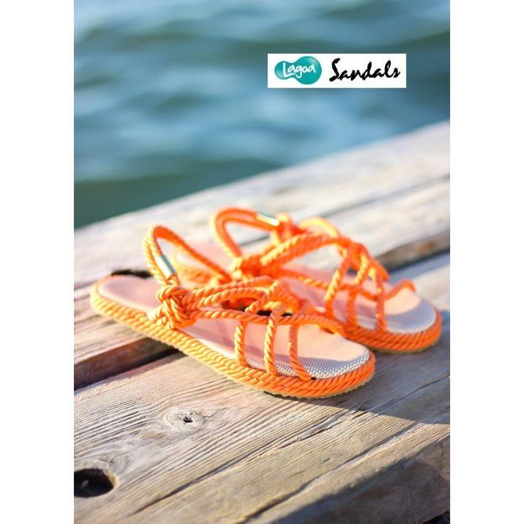 Lagoa İp Sandalet