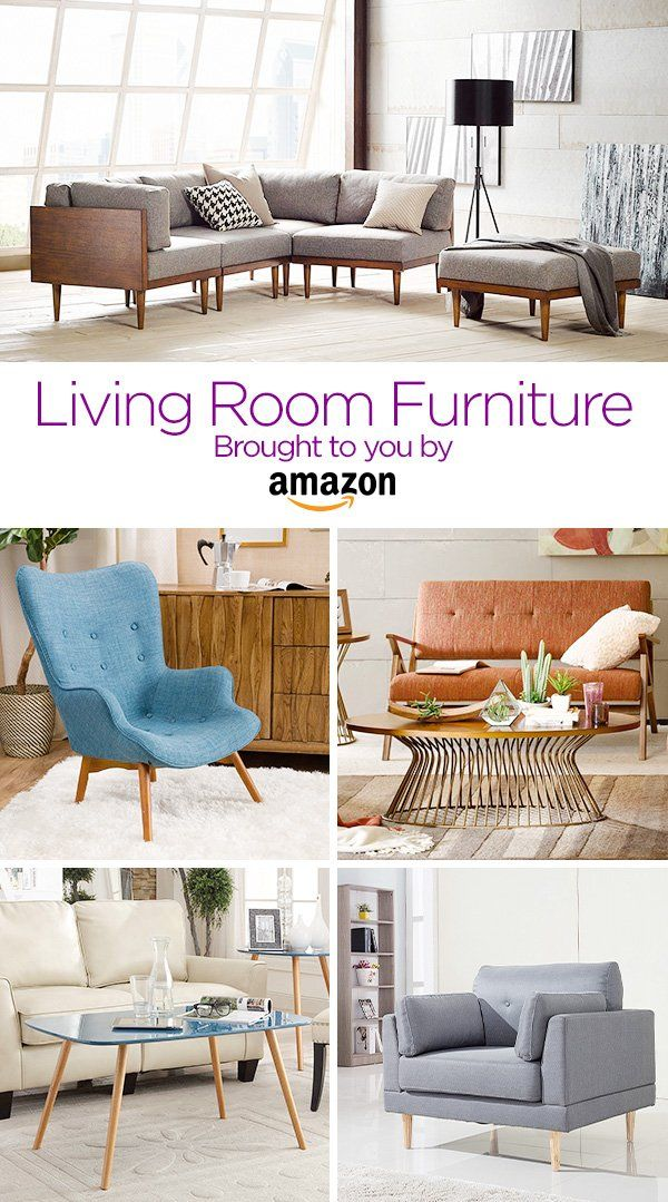 212 best For the Living Room images on Pinterest Farmhouse style - amazon living room furniture
