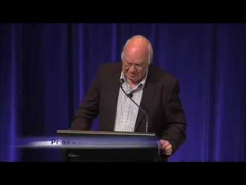Does God Exist? John Lennox vs. Michael Shermer - YouTube