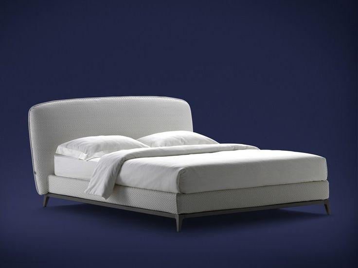 17 migliori idee su letto in pelle su pinterest testiera - Testiera letto imbottita pelle ...