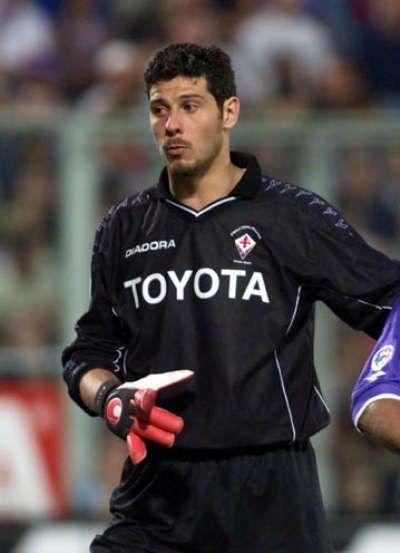 Francesco Toldo: (Italian) Milan (loan: Verona, Trento, Ravenna), Fiorentina, Internazionale