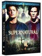 Supernatural - Kausi 4 (6 disc) - DVD - Elokuvat - CDON.COM