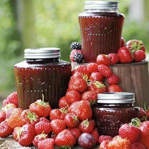 C'est le temps des Confitures, gelées, chutney et marmelades à déguster à tout moment ! RECETTE CONFITURE DE FRAISES