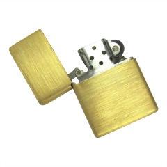 Buccellati Rare 18K Gold Zippo Lighter