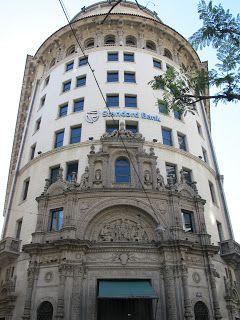 Edificios y Monumentos de Buenos Aires: Edificio del Banco de Boston :: Actual Standard Bank